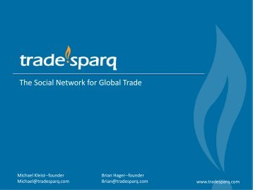 The Social Network for Global Trade