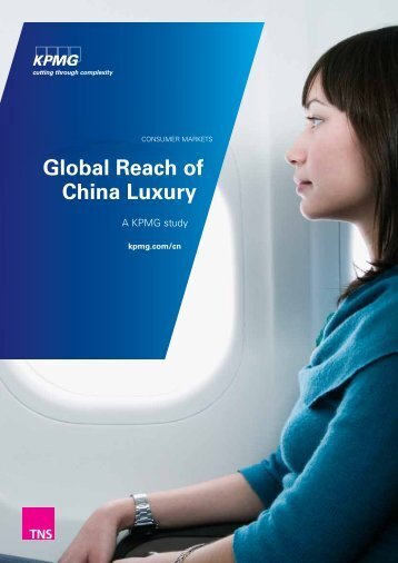 Global Reach of China Luxury (PDF 5.62MB) - KPMG