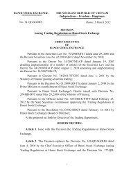 Revised trading regulations.pdf - Global Market Information
