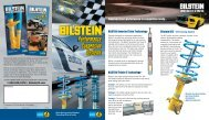 BILSTEIN Inverted Tube Technology From hot street performance to ...