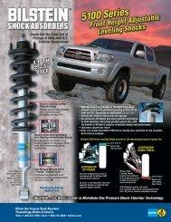 Bilstein B8 Sprint Suspension Front Shock Absorber 35-040590