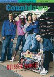 Berufsausbildung 2004 - Countdown
