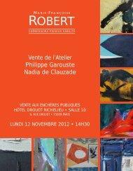 Art Auction Robert