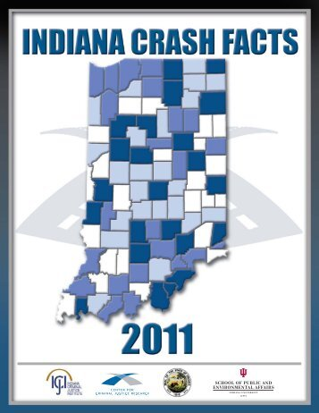 1_CrashFacts_Cover_Layout 1 - State of Indiana