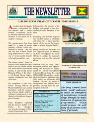 Newsletter - Government of Grenada