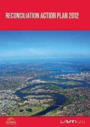 Reconciliation Action Plan 2012 - Lavan Legal