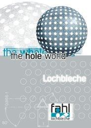 Der Fuchs, das - Westfälische Metall-Locherei Franz Fahl Gmbh
