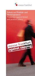 MFaC-Brochure_2012 (PDF) - Messe Frankfurt