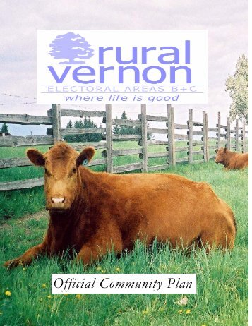Rural Vernon Official Community Plan - Regional District of North ...