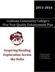 Coahoma Community College, Clarksdale, Mississippi