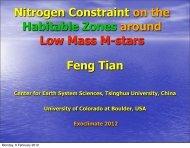 Redefining the Habitable Zones around Low Mass M-stars