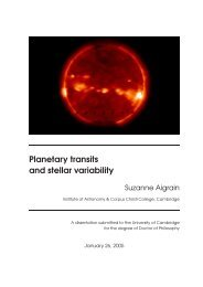 Planetary transits and stellar variability