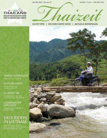 EASY-RIDERS IN VIETNAM - Ning