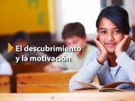 El descubrimiento y la motivación