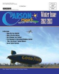 Winter 2012-2013 - City of Carson