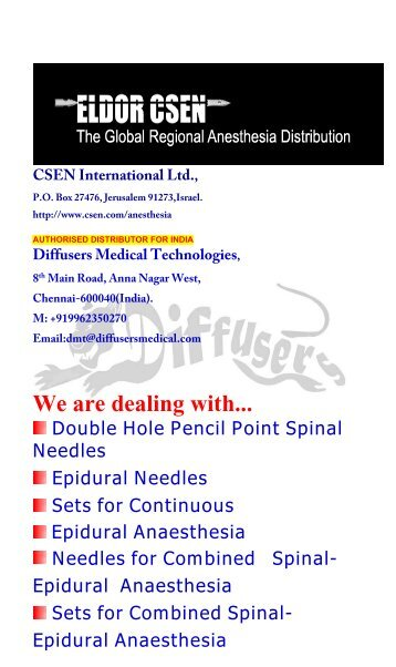 Diffusers Medical Technologies, India