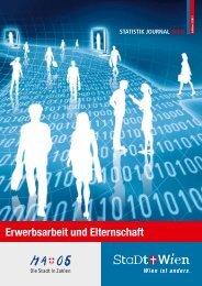 Erwerbsarbeit und Elternschaft - Statistik Journal