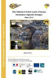 Bretagne 2012 - Société Française pour l'Etude et la Protection des ...