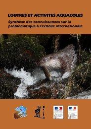 Loutres et activités aquacoles - Société Française pour l'Etude et la ...