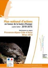 PACA 2012 - Société Française pour l'Etude et la Protection des ...
