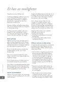 Et hav av muligheter - SFFE - Page 6