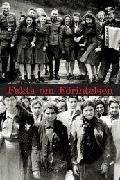 Fakta om Förintelsen - Swedish Film Institute