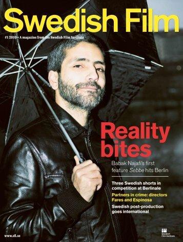 Babak Najafi's first feature Sebbe hits Berlin - Swedish Film Institute