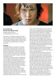 Filmhandledning - Swedish Film Institute