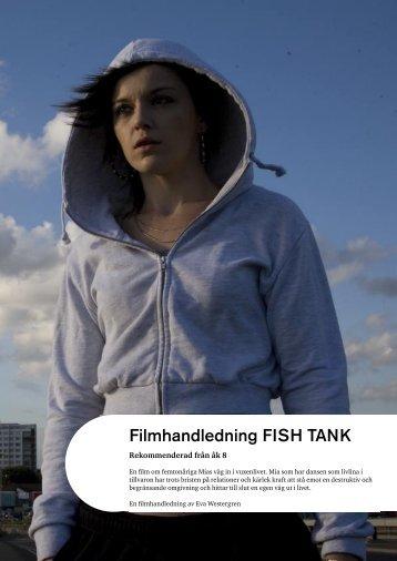 Filmhandledning FISH TANK