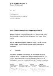 Mönsterutredningens förslag till formskyddslag (SOU 2001:68) - SFIR