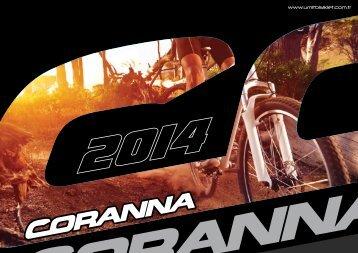 Coranna Bisiklet Ürün Kataloğu