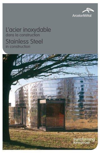 Stainless Steel L'acier inoxydable - Aperam