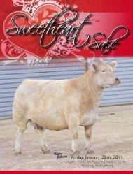 Sweetheart - Sioux Falls Regional Livestock