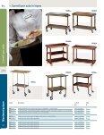 8.1 Carrelli per sala Carrelli per sala in legno 360 Carrelli di servizio ... - Page 3