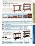 8.1 Carrelli per sala Carrelli per sala in legno 360 Carrelli di servizio ... - Page 4