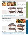 8.1 Carrelli per sala Carrelli per sala in legno 360 Carrelli di servizio ... - Page 6