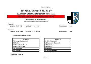 PDF-Dokument zum Download - SG Balve/Garbeck
