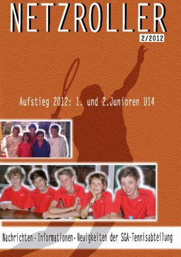 geht's mit Klick zum Netzroller 2012 - 2 - SG Arheilgen eV