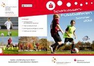 Sparkassenfußballferien 2013 - SG Borken