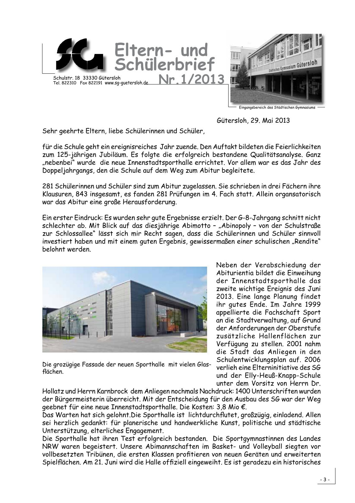 Sg Gütersloh 10 free magazines from sg guetersloh de