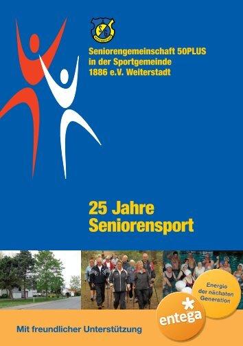 25 Jahre Seniorensport - SG Weiterstadt