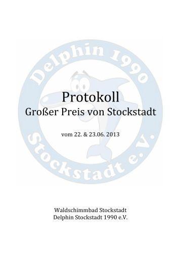 Protokoll! - SG Weiterstadt