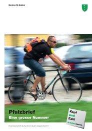 Pfalzbrief Nr. 02/2013 (3266 kB, PDF) - Kanton St. Gallen