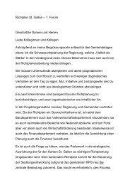 Referat B. Tinner VSGP (186 kB, PDF) - Kanton St.Gallen