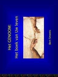 Het GENOOM: Het boek van Uw leven