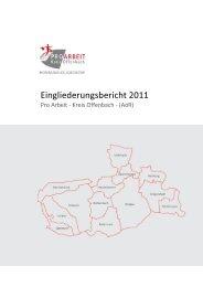 Eingliederungsbericht Landkreis Offenbach - jobcenter   SGB II Reform