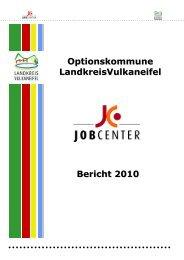 Eingliederungsbericht Landkreis Vulkaneifel (2010)