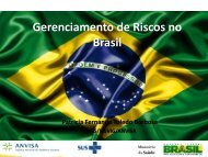 Gerenciamento de Riscos no Brasil - Sistema de Gerenciamento de ...