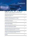 Contents - AHK Singapur - Seite 3