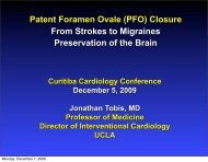 Patent Foramen Ovale (PFO) Closure From Strokes to Migraines ...
